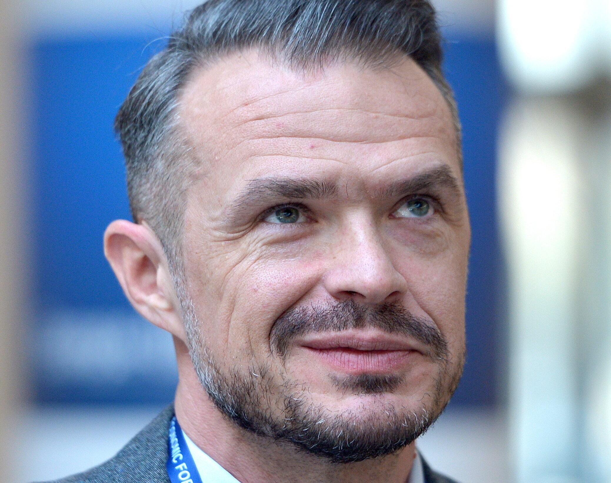 Sławomir Nowak, b. minister transportu