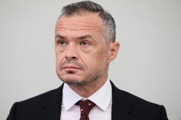 Sławomir Nowak, były minister transportu
