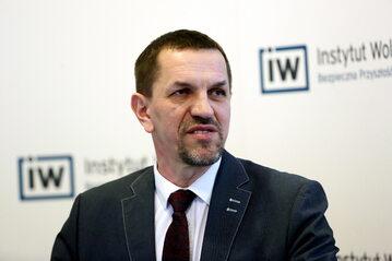 Socjolog, dr hab. Jarosław Flis