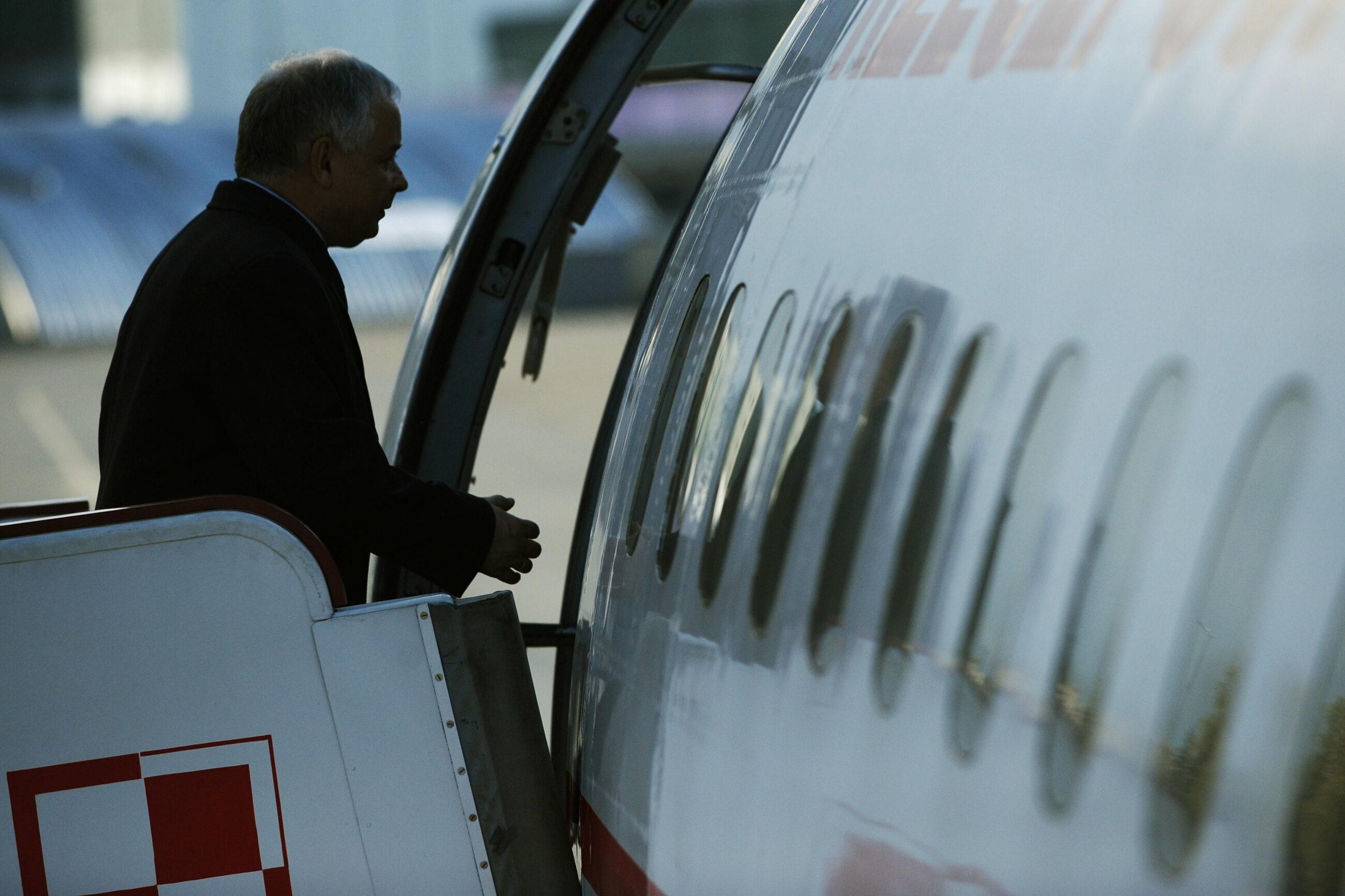 śp. Lech Kaczyński, prezydent RP