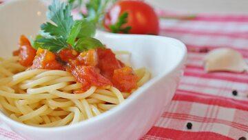 Spaghetti, zdjęcie ilustracyjne