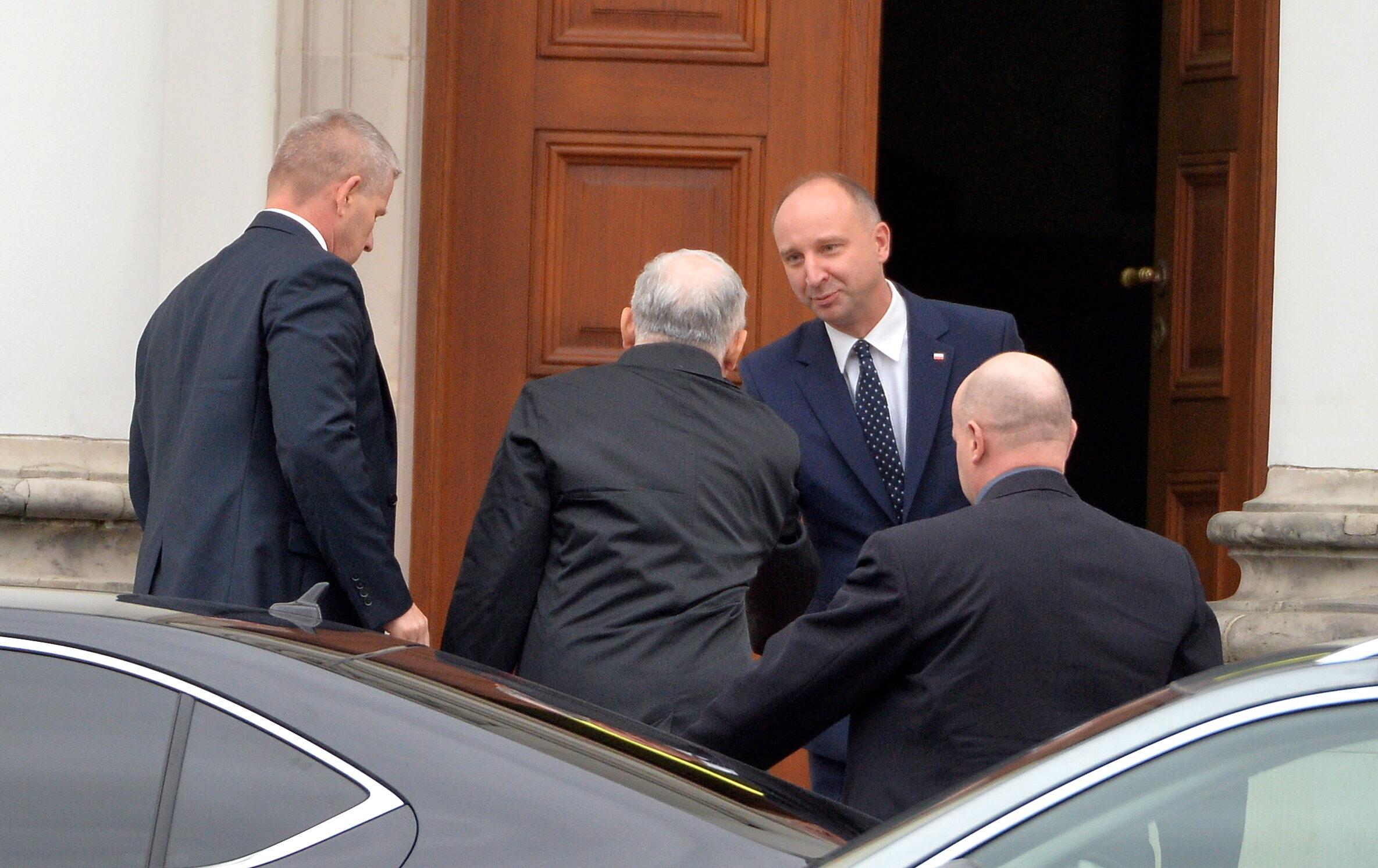 Spotkanie Duda-Kaczyński