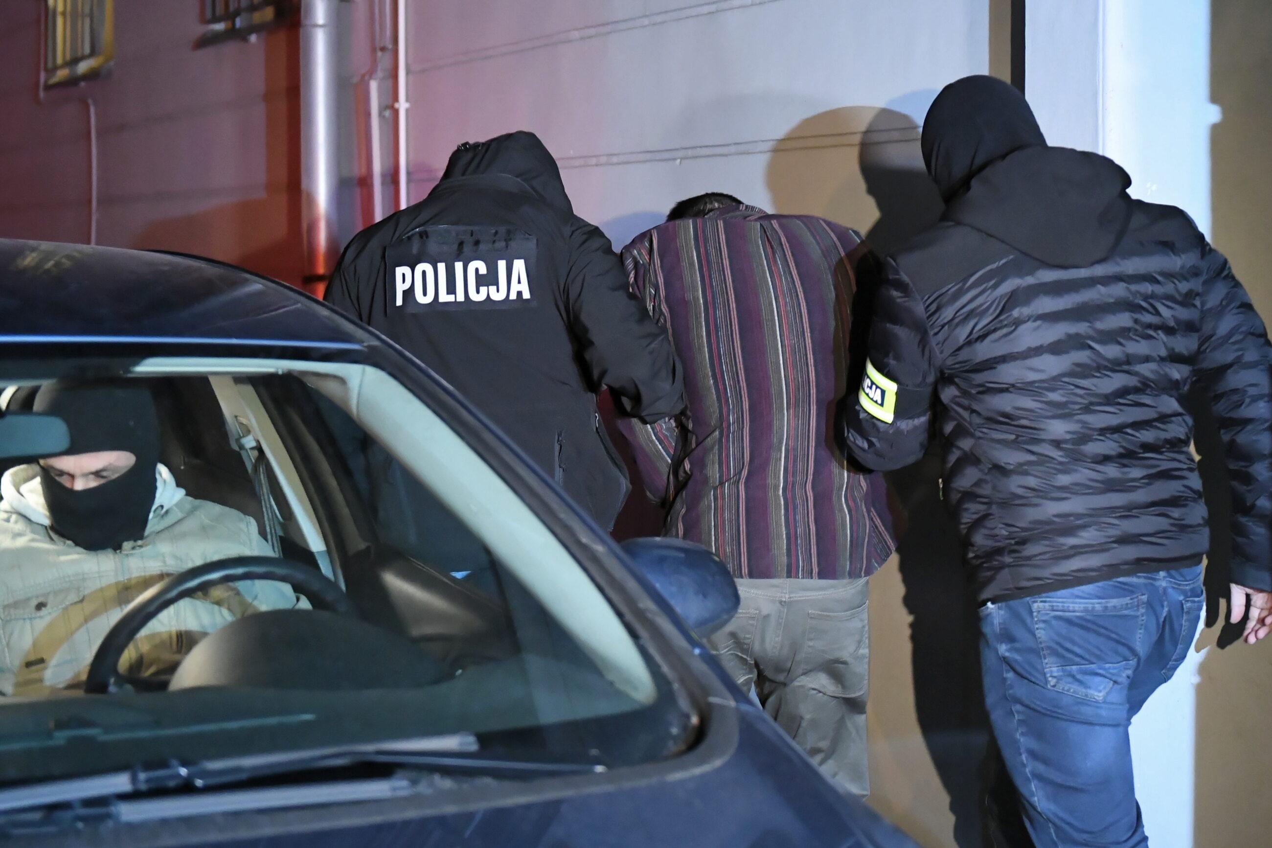 Sprawca ataku na Pawła Adamowicza