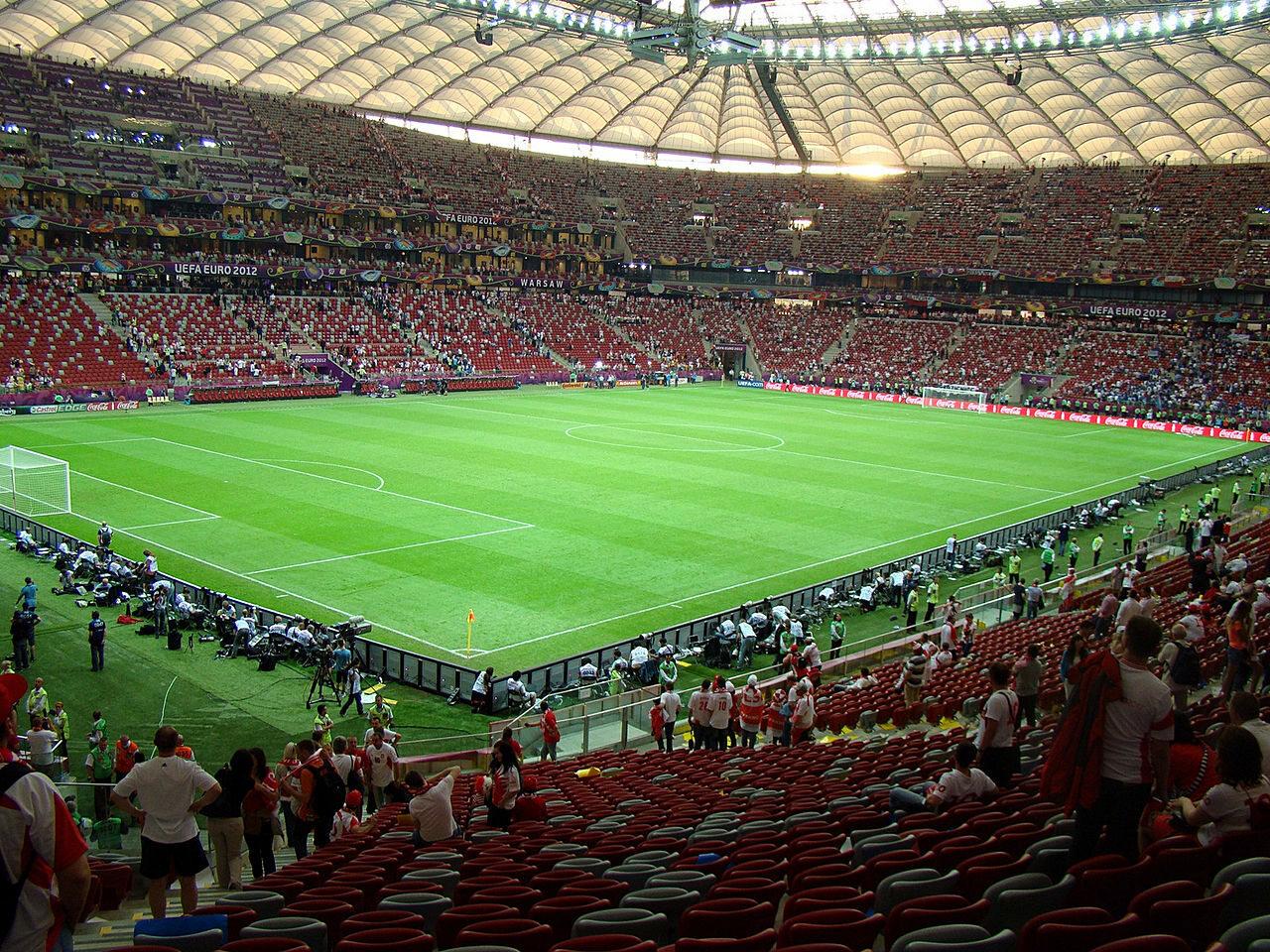Stadion PGE Narodowy w Warszawie