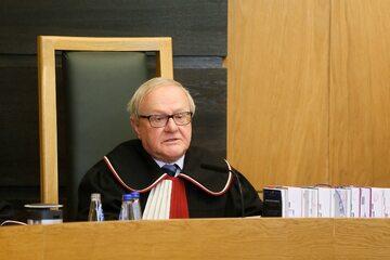 Stanisław Biernat, wiceprezes TK