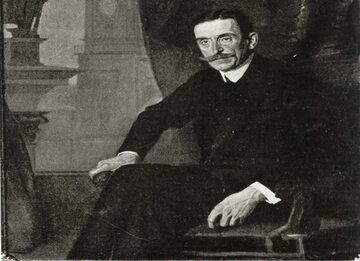 Stanisław Lentz, Portret Zdzisława Lubomirskiego z 1916 roku