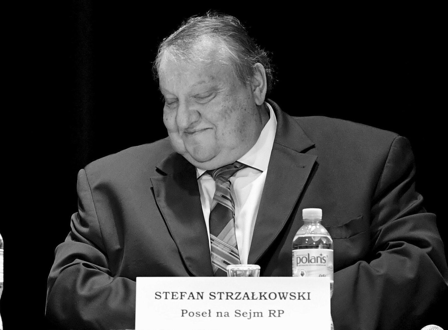 Stefan Strzałkowski (1957–2019)