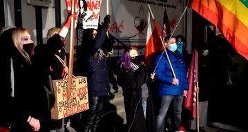 Strajk Kobiet w Szczecinie