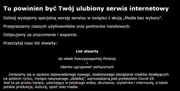 Strona główna portalu polsatnews.pl