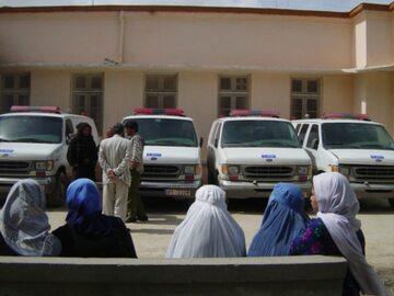 Sytuacja medyczna w Afganistanie jest ciężka
