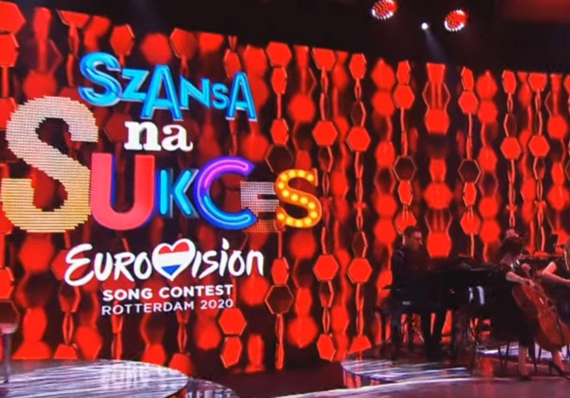 Szansa na sukces. Eurowizja 2020