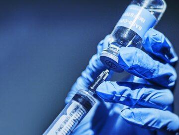 Szczepionka, zdjęcie ilustracyjne