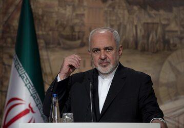Szef irańskiej dyplomacji Javad Zarif