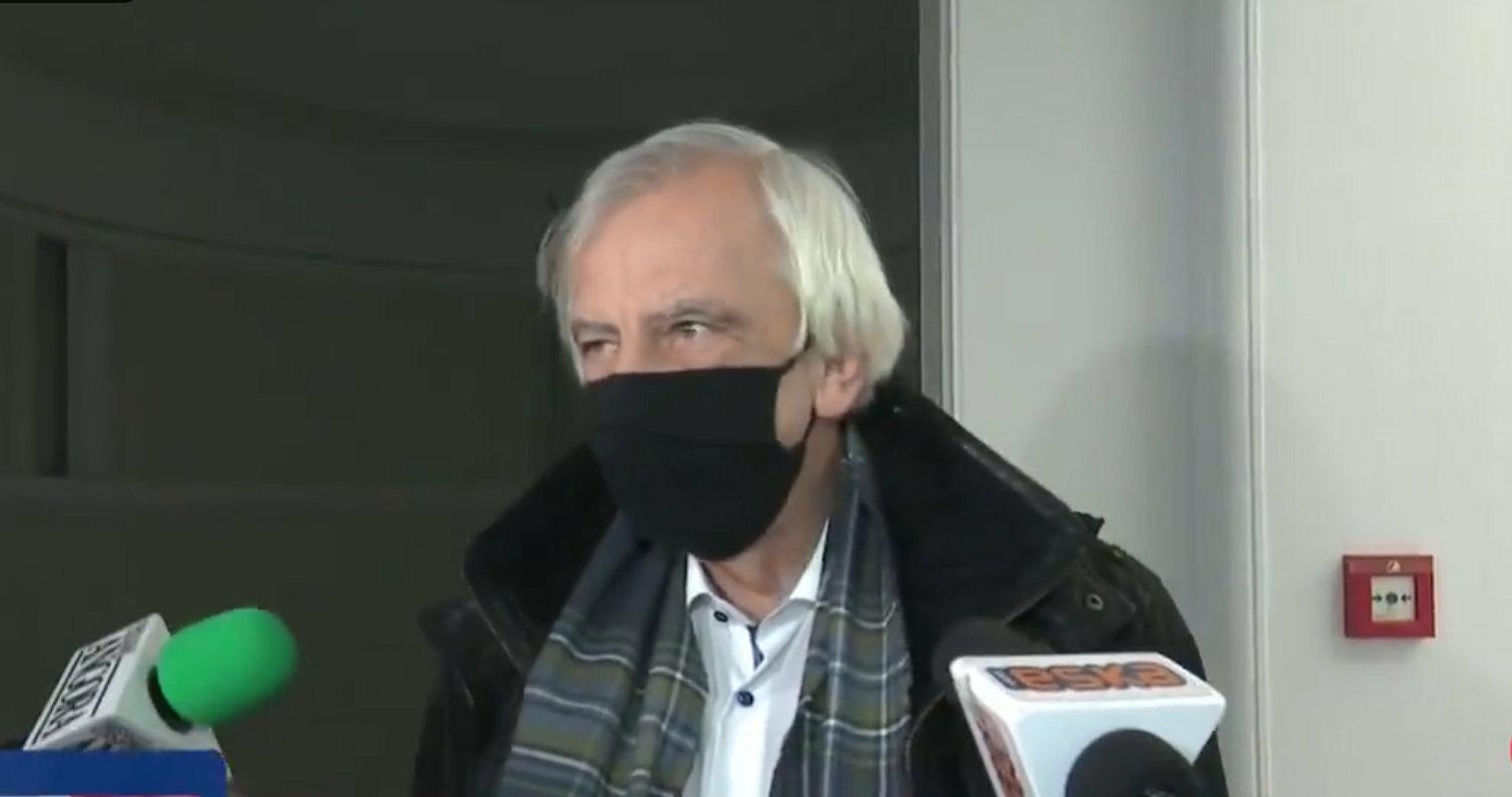 Szef klubu PiS Ryszard Terlecki
