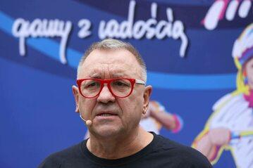 Szef WOŚP Jerzy Owsiak