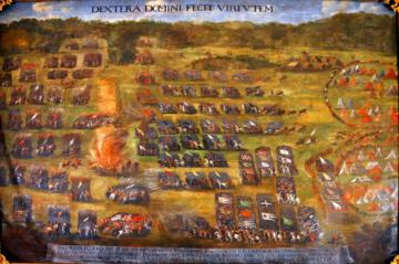 Szymon Boguszowicz, Bitwa pod Kłuszynem