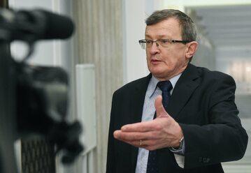 Tadeusz Cymański w Sejmie