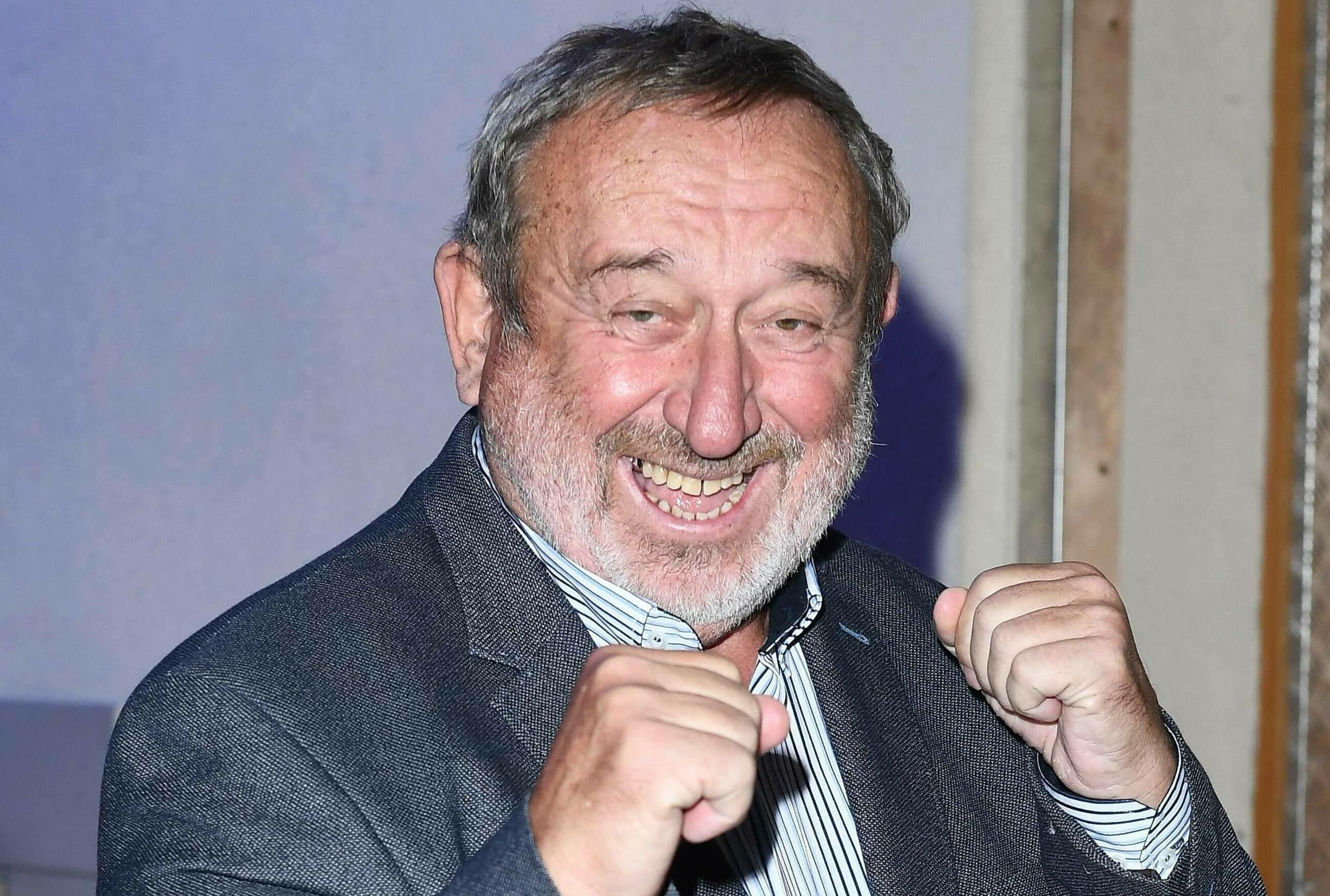 Tadeusz Drozda podczas Jubileuszowej Gali MMA
