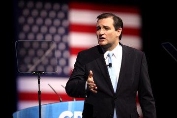 Ted Cruz, konserwatywny senator Teksasu
