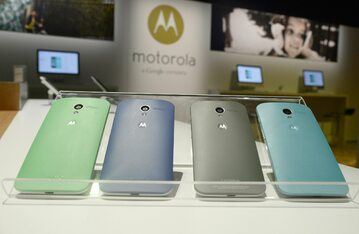 Telefony firmy Motorola