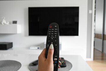 Telewizja, zdjęcie ilustracyjne