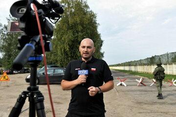 Tomasz Jedruchów, dziennikarz TVP