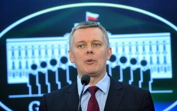 Tomasz Siemoniak, poseł PO i były szef MON