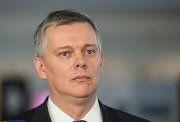 Tomasz Siemoniak, wiceprzewodniczący PO
