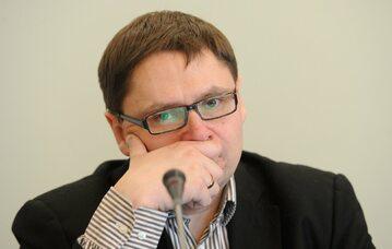 """Tomasz Terlikowski, b. red. naczelny Tv Republika i publicysta """"Do Rzeczy"""""""