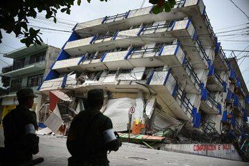 Trzęsienie ziemi w Meksyku