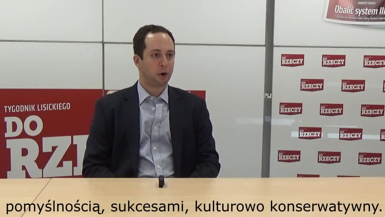 Tyrmand: Imigracja: Polska nie chce, dla Zachodu już za późno
