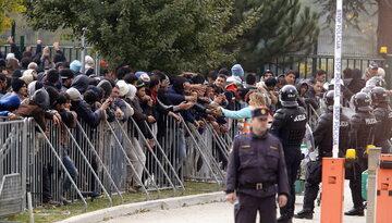 Uchodźcy w Słowenii