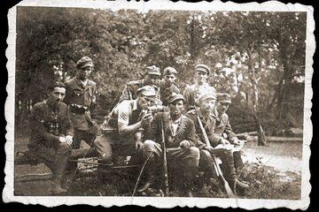 Ukraińscy partyzanci z Hrubieszowskiego