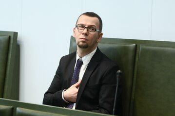 Uniewinniony sędzia Mirosław Topyła