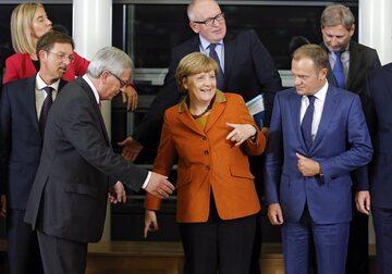 Unijni liderzy