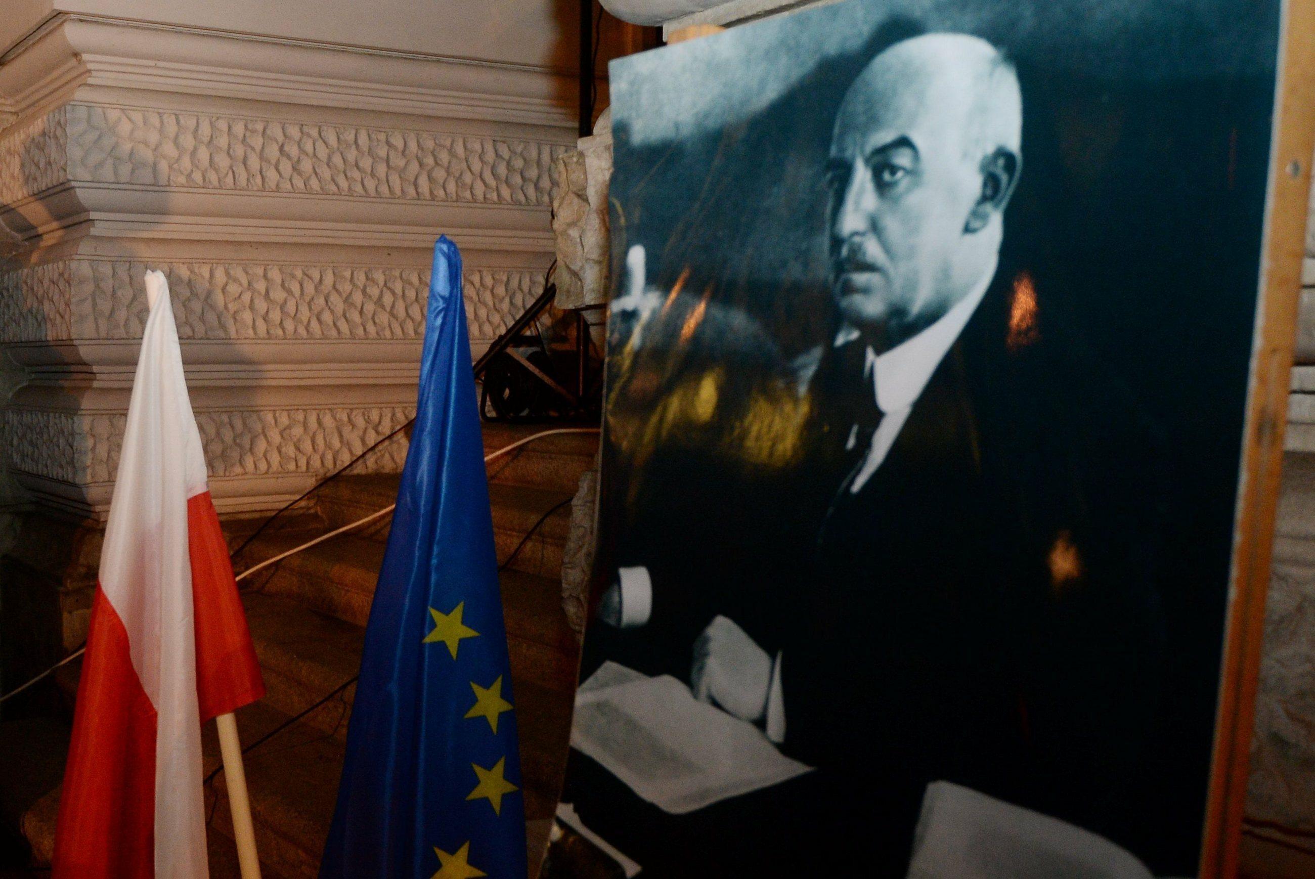 Uroczystość z okazji rocznicy zamachu na prezydenta Gabriela Narutowicza