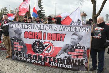 V Hajnowski Marsz Pamięci Żołnierzy Wyklętych