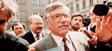 Václav Klaus: Boję się o Europę