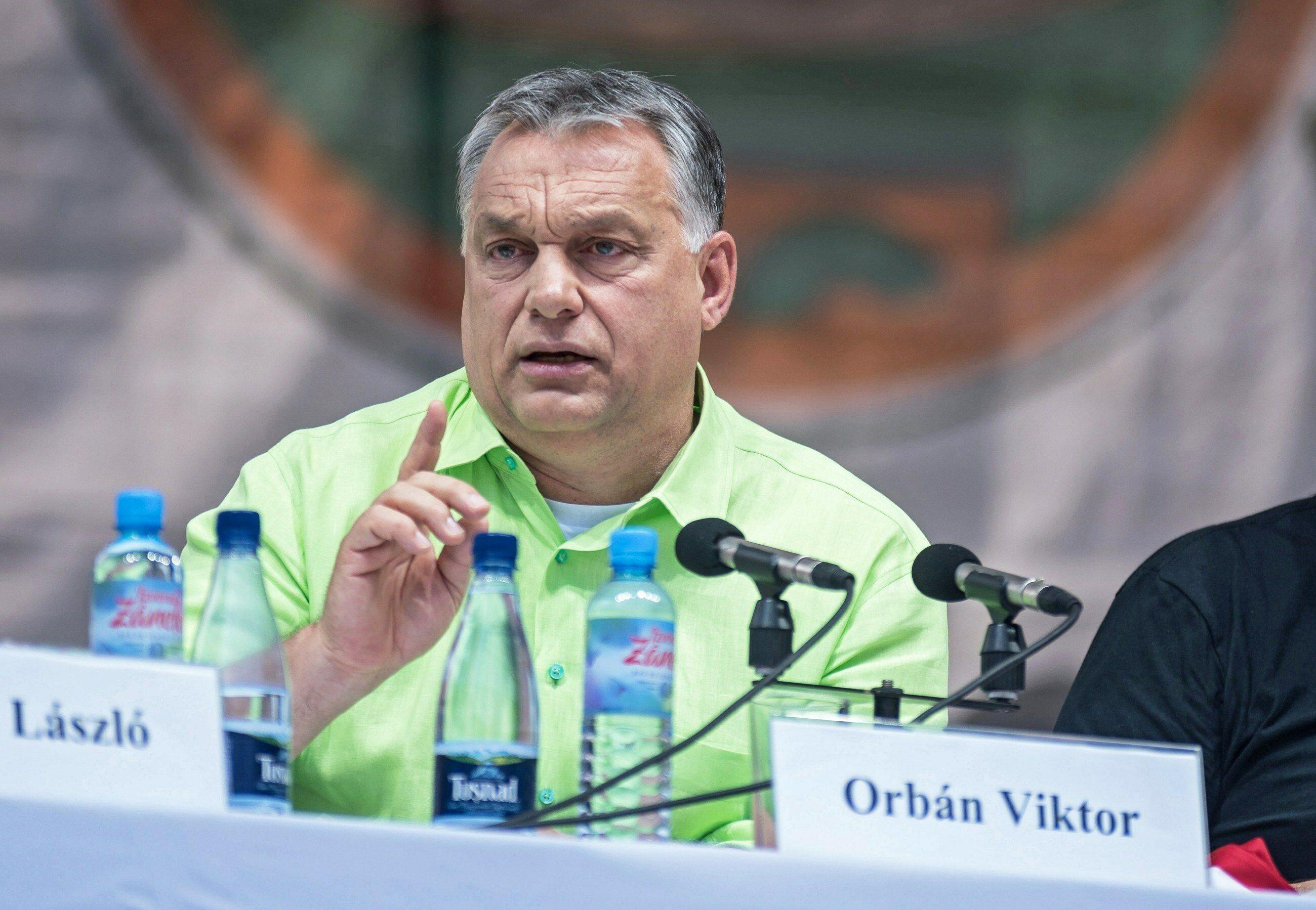 Viktor Orban, premier Wgier