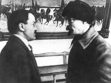 W. Mołotow, F. Dzierżyński
