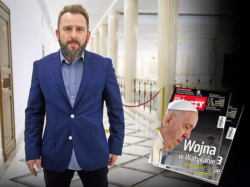 """W nowym """"Do Rzeczy"""" – Liroy-Marzec: Polska jest traktowana jak przed zaborami"""