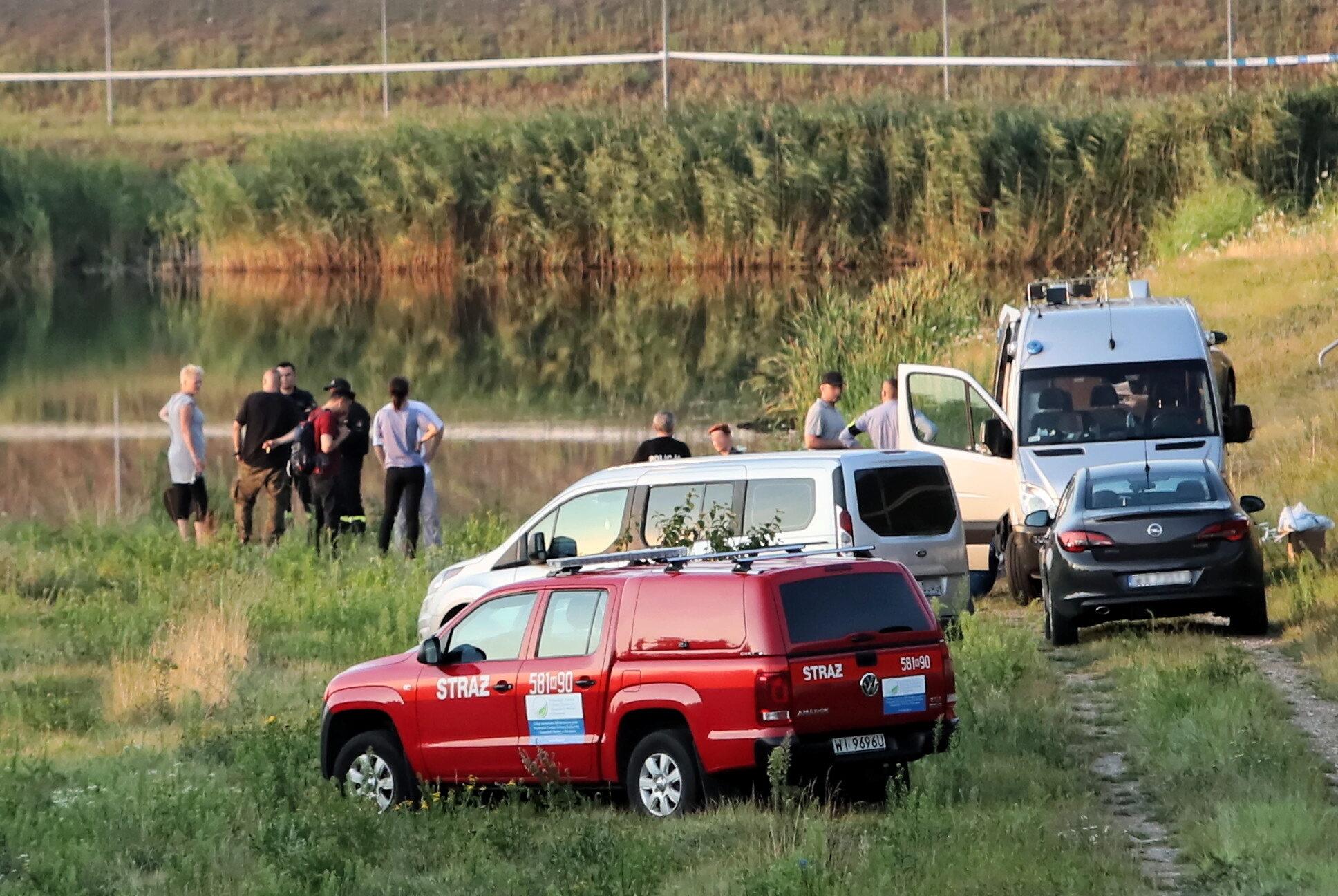 W okolicy autostrady A2, na trasie między stolicą a Grodziskiem Mazowieckim znaleziono ciało dziecka