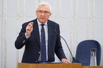 Wadim Tyszkiewicz w Senacie