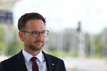 Waldemar Buda, wiceminister funduszy i polityki regionalnej