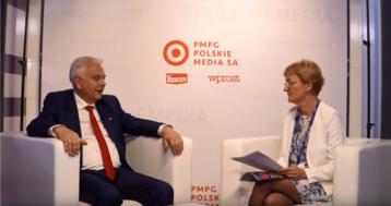 Waldemar Kraska - Sekretarz Stanu w Ministerstwie Zdrowia