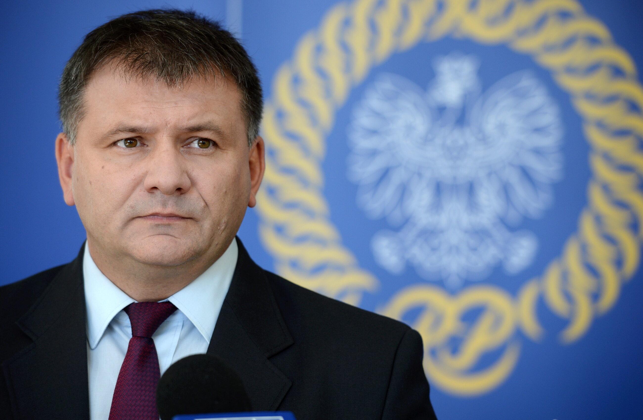 Waldemar Żurek, były rzecznik KRS