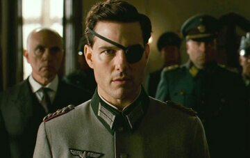 """Walkiria"" – Tom Cruise w roli Clausa von Stauffenberga"