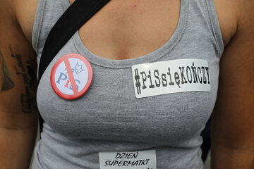 """Warszawa: """"Dzień SuperMatki"""""""