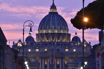 Watykan, zdjęcie ilustracyjne