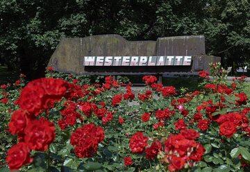 Wejście na teren Westerplatte